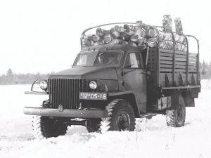 Фото авто ГАЗ-63