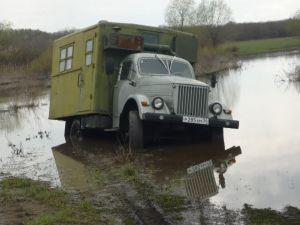 Грузопассажирский ГАЗ-63