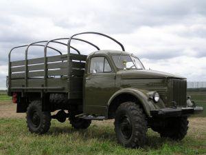 Авто ГАЗ-63