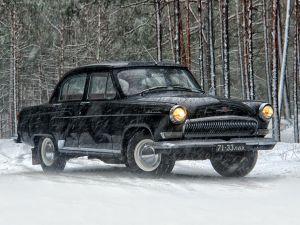 Фото авто ГАЗ-23