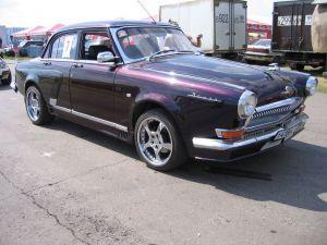 Автомобиль Волга-23