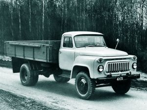 Грузовик ГАЗ-52
