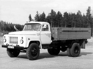 Авто ГАЗ-52