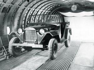 Авто ГАЗ-67