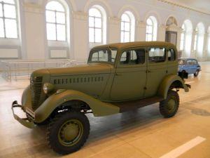 Автомобиль ГАЗ-61