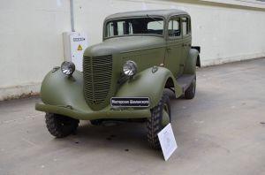 Фотография автомобиля ГАЗ-61