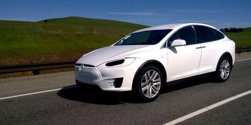 Tesla Model X – самый экологичный автомобиль в мире