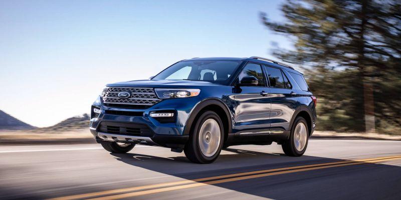 Ford Explorer 2019 – теперь с продольным двигателем