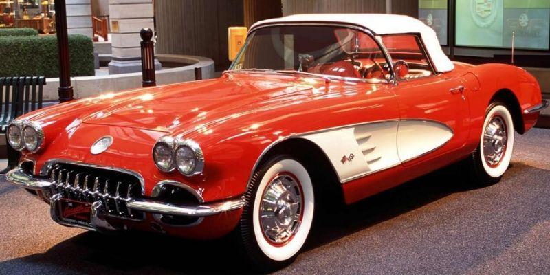 История компании Chevrolet