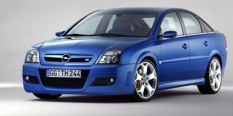 История Opel Vectra