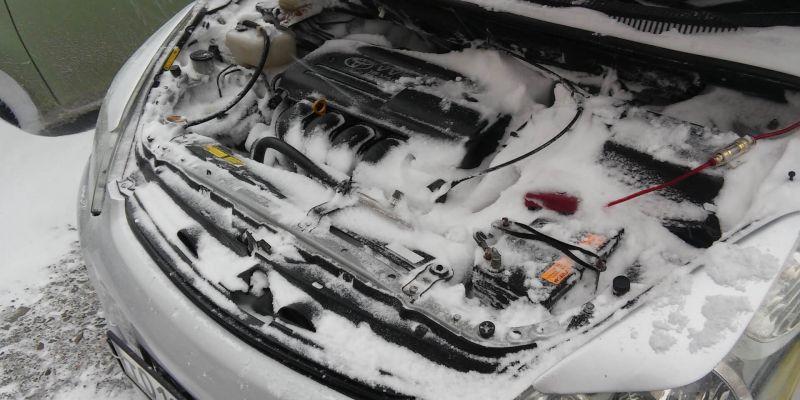 5 важных советов во время запуска мотора в мороз, о которых большая часть водителей забывает