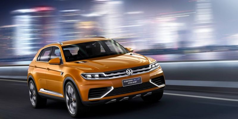 Volkswagen готовит фейерверк новинок