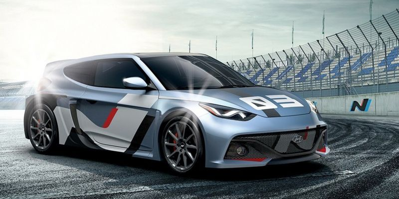 Hyundai засветила концепт RM16
