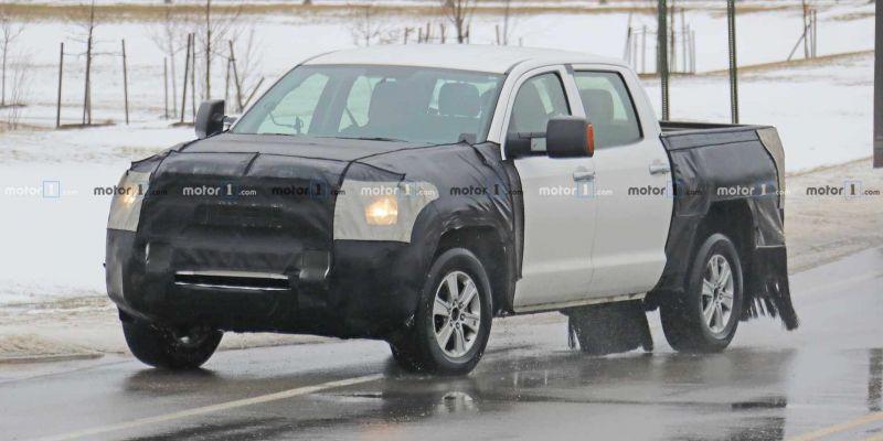 Toyota готовит обновление «Тундры»