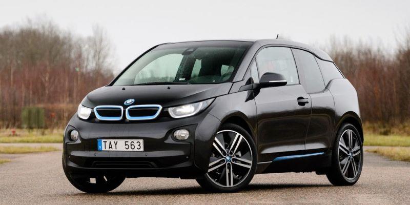 BMW i3 обновят не по-детски