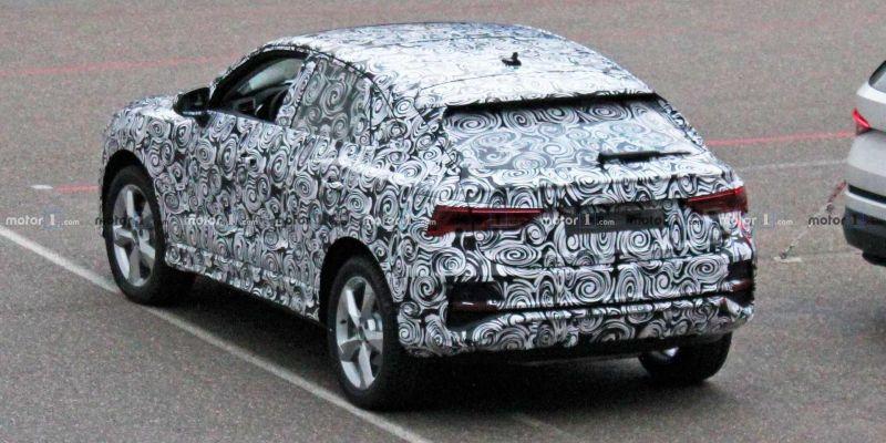 Премиальный кроссовер Audi Q4: впечатляющие фото