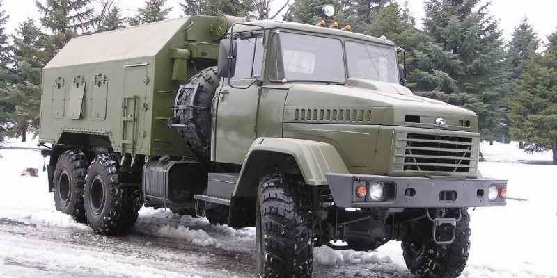 КрАЗ – история Кременчугского автозавода
