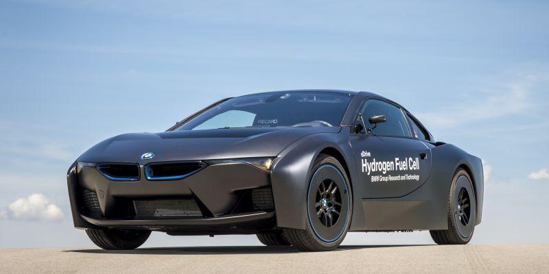 «Водородная бомба» от компании BMW