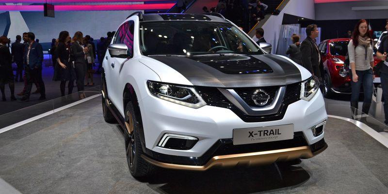 Спецверсии Nissan Qashqai и X-Trail представлены официально
