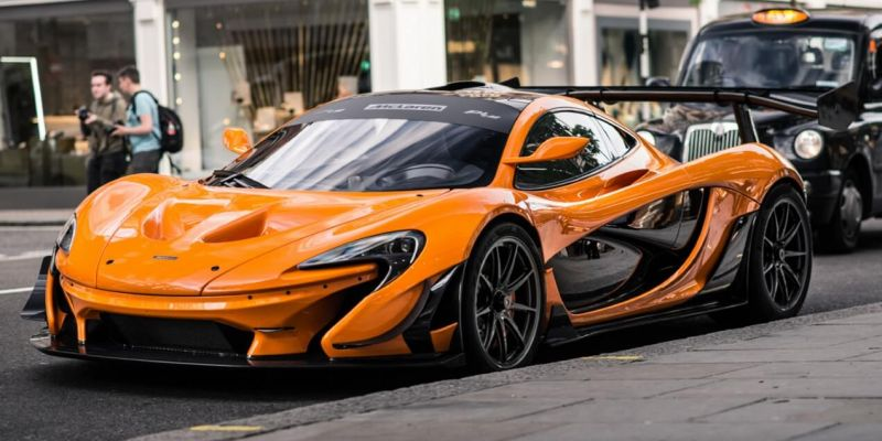 5 самых роскошных автомобилей мира