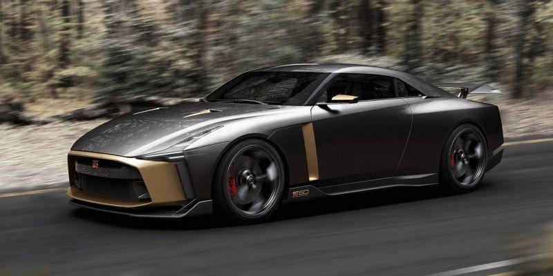 Стоимость Nissan GT-R50 взлетела до 1 млн. евро