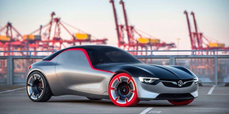 Opel GT Concept: обойдемся без излишеств