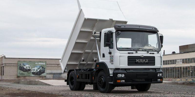 КрАЗ интригует компактным грузовичком