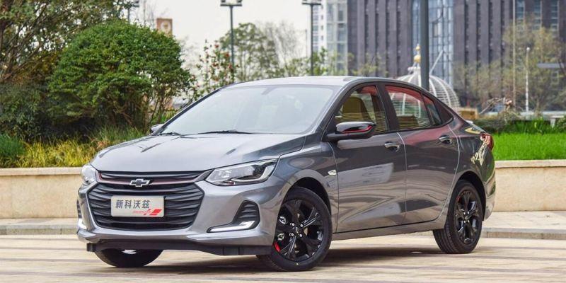 У Chevrolet Cavalier появился достойный наследник