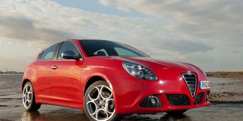 Автомобиль Alfa Romeo Giulietta