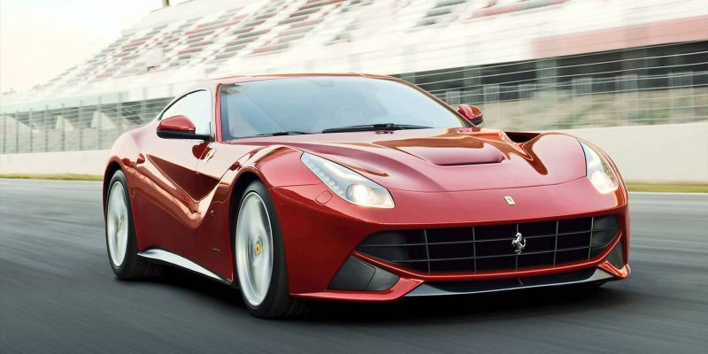 Ferrari F12 Speciale уже на подходе