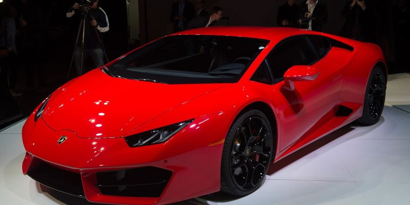 Суперкар Lamborghini Huracan сделали бюджетным
