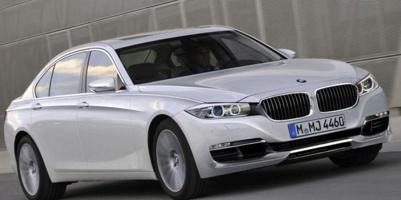 Обновленный BMW 7
