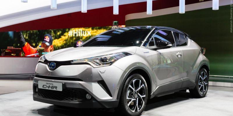 Toyota обещает первый кроссовер среди лучших