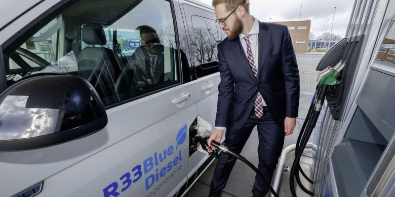 Немецкая компания Фольксваген придумала суперчистое дизельное топливо, которое появится в продаже на АЗС