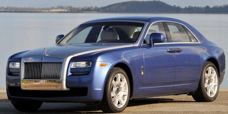 Rolls-Royce и Мазерати раскупают в кризис