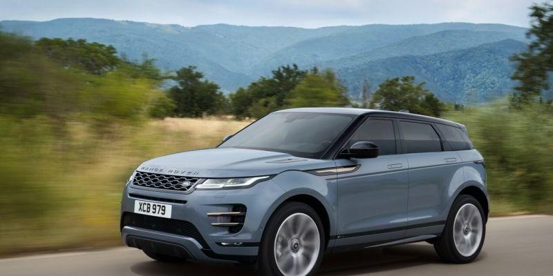 Как Velar, но дешевле, британцы представили Range Rover Evoque