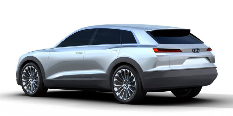 Немецкий прорыв от Audi – уже осенью