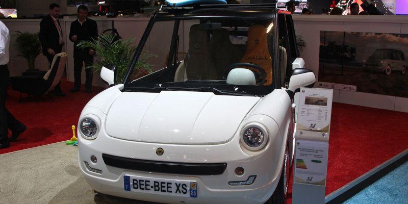 «Би Би» покорил Женевский автосалон