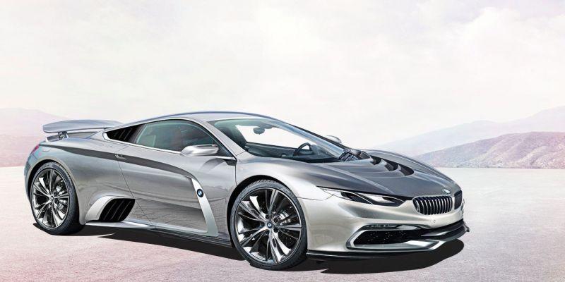 Автомобильная компания BMW не намеревается проектировать суперкар вместе с McLaren