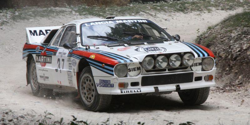 Спорткар Lancia Stratos