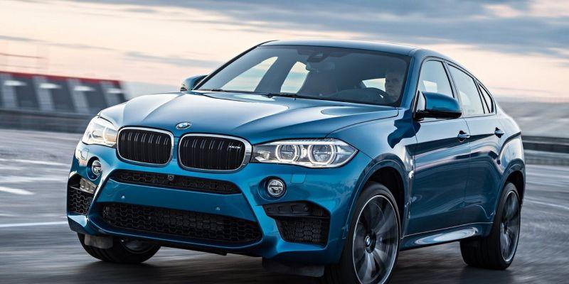 Российские покатушки вместе с BMW X5M и X6M