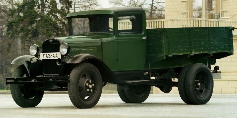 ГАЗ — история производства автомобиля