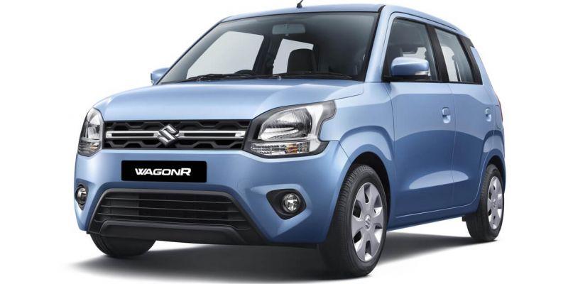 Представлено новое поколение хэтчбека Suzuki Wagon R