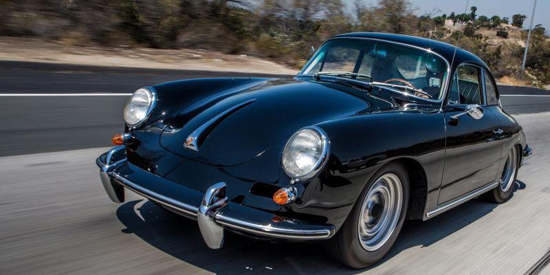 История компании Porsche
