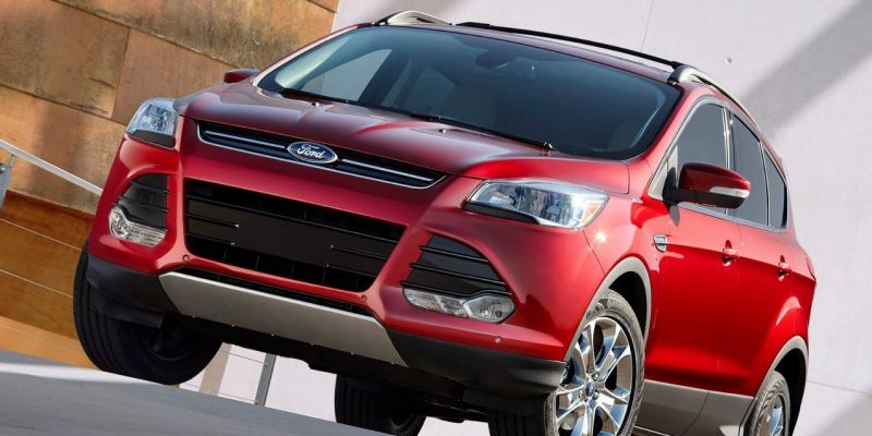 Обзор Ford Escape