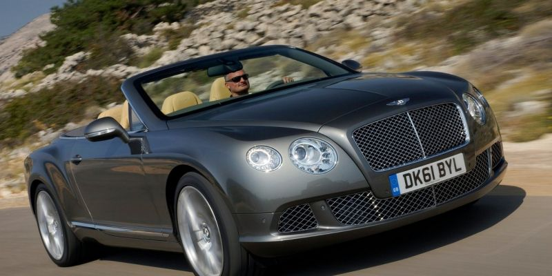 Bentley Continental GTC 2