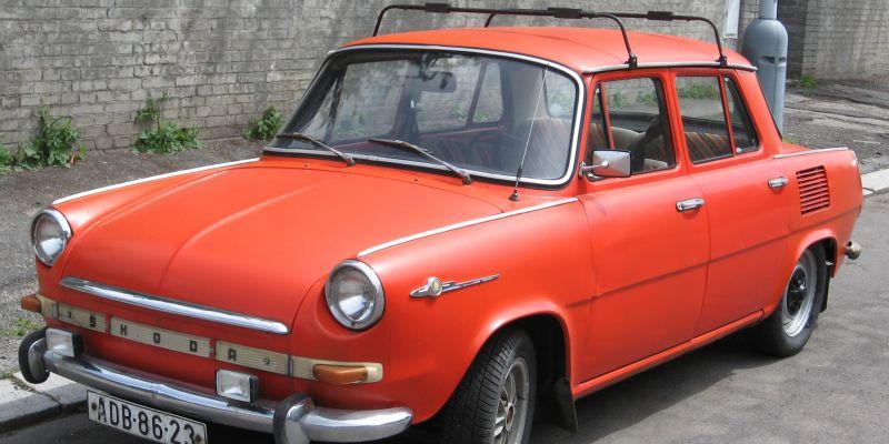 История компании Škoda