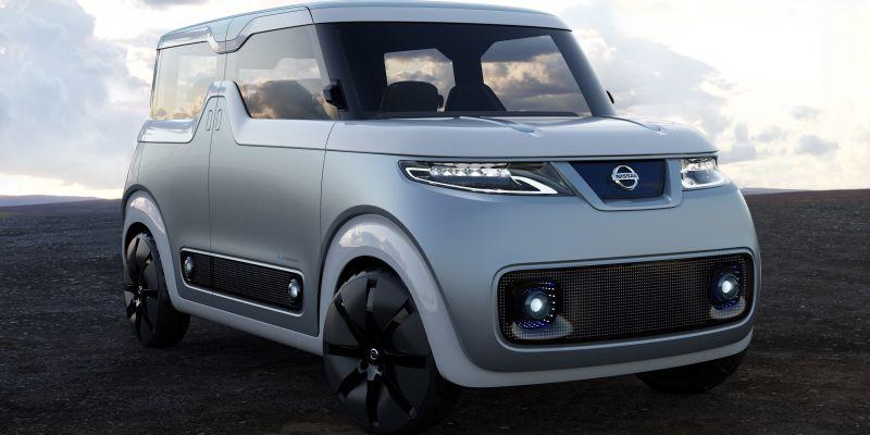 Nissan объединил автомобиль и видеозвонки