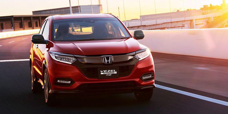 У паркетника Honda HR-V появился брат-близнец