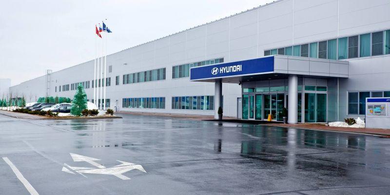 История компании  Hyundai